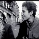 Bob Dylan and Suze Rotolo - 454 x 305
