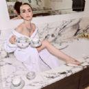 Lily Collins – Vogue UK June 2019