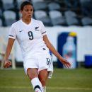 New Zealand women's association football biography stubs