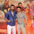 Press Conference For The Success Of The Film Dishoom - 408 x 612