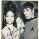 Star Trek-- T'pring & Spock