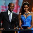 Claudia Jordan - 41 NAACP Image Awards, 26 February 2010 - 454 x 332