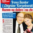 Irena Santor - Nostalgia Magazine Pictorial [Poland] (December 2018) - 454 x 642