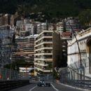 Monaco GP Qualifying 2017