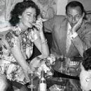 Frank Sinatra and Ava Gardner - 443 x 600