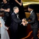 Charlize Theron and Daniel Craig At The 91st Annual Academy Awards - Show - 454 x 328