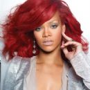 Rihanna Marie Claire Magazine Pictorial December 2010