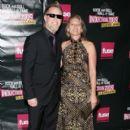 James Hetfield and wife Francesca