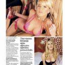 Barbara Zatleri Playboy Latvia December 2011 - 454 x 592