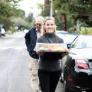Reese Witherspoon - Brentwood Candids, 01.11.2008.