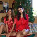 Victoria Justice and Madison Reed – Christmas 2018 – Social Media Pics - 454 x 370