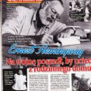 Ernest Hemingway - Retro Magazine Pictorial [Poland] (February 2017)
