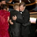 Viggo Mortensen and Linda Cardellini At The 91st Annual Academy Awards - Show - 454 x 334