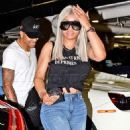 Blac Chyna and Mechie out in Los Angeles, California - August 29, 2017 - 454 x 549