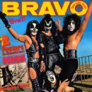 KISS - Bravo Magazine Cover [Germany] (29 April 1976)