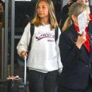 Maddie Ziegler – Arriving in Sydney