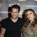 Kelly Brook – Cineworld Leicester Square Relaunch Party in London - 454 x 303