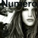 Catherine McNeil - Numero Magazine Cover [France] (August 2009)
