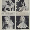 May Britt - Girl Watcher Magazine Pictorial [United States] (June 1959)