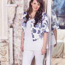 Martine McCutcheon for Fashion World Crop Textured Jacket - 454 x 701