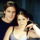 Holly Combs and Greg Vaughan