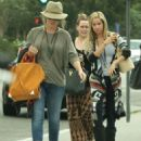 Ashley Tisdale was spotted shopping with Hilary and Haylie Duff this past Sunday, September 25, in Los Angeles - 454 x 571