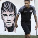 Neymar Takes Part in a Five-a-Side Football Match in Sao Paulo - 401 x 600