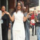 Priyanka Chopra – Seen out in New York City - 454 x 681