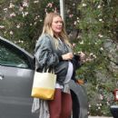 Hilary Duff – Shopping with Matthew Koma in LA