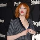 Christina Hendricks – Entertainment Weekly and PEOPLE New York Upfronts Celebration in NYC - 454 x 604