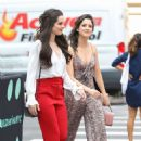 Laura and Vanessa Marano – Out in New York