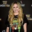 Avril Lavigne – Westwood One Radio Roundtables in LA - 454 x 628