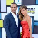Michel Brown and Margarita Munoz- 2016 Latin American Music Awards- Red Carpet - 418 x 600