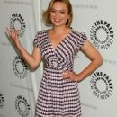 Sophia Myles - Paley Center, 2008-04-22