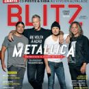 Metallica - BLITZ Magazine Cover [Portugal] (December 2016)