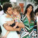 With son Romeu - 280 x 296