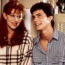Molly Ringwald and Randall Batinkoff