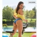 Rebeca Rubio - Hombre Magazine Pictorial [Mexico] (March 2012) - 450 x 637