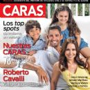 Laura Posada, Jorge Posada - Caras Magazine Cover [Puerto Rico] (May 2012)