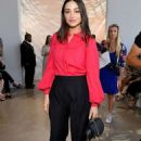 Crystal Reed – Noon By Noor Fashion Show in NYC - 454 x 567