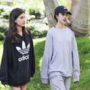 Margaret and Rainey Qualley – Out in Beverly Hills - 454 x 302