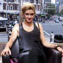 Ashley Roberts - 2010 Australian Hair Fashion Awards - Pre-Event Makeup, 29 March 2010