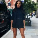 Meagan Tandy at Build Series in New York - 454 x 721