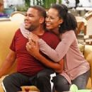 Tempestt Bledsoe and Anthony Anderson