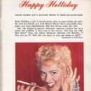 Judy Holliday - TV Guide Magazine Pictorial [United States] (26 February 1955) - 454 x 667