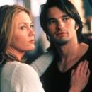 Diane Lane and Olivier Martinez