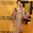 Leah Wood wears Gucci - 'The Wolf Of Wall Street' London premiere