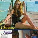 Claudine Auger - 454 x 650