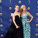 Sarah Paulson and Connie Britton – 70th Primetime Emmy Awards in LA - 454 x 681