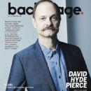 David Hyde Pierce - Backstage Magazine Cover [United States] (10 May 2017)